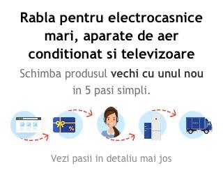Program Rabla pentru electrocasnice